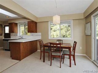Photo 5: 1356 Columbia Ave in BRENTWOOD BAY: CS Brentwood Bay House for sale (Central Saanich)  : MLS®# 640784