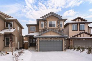 Photo 1: 808 ALBANY Cove in Edmonton: Zone 27 House for sale : MLS®# E4227367