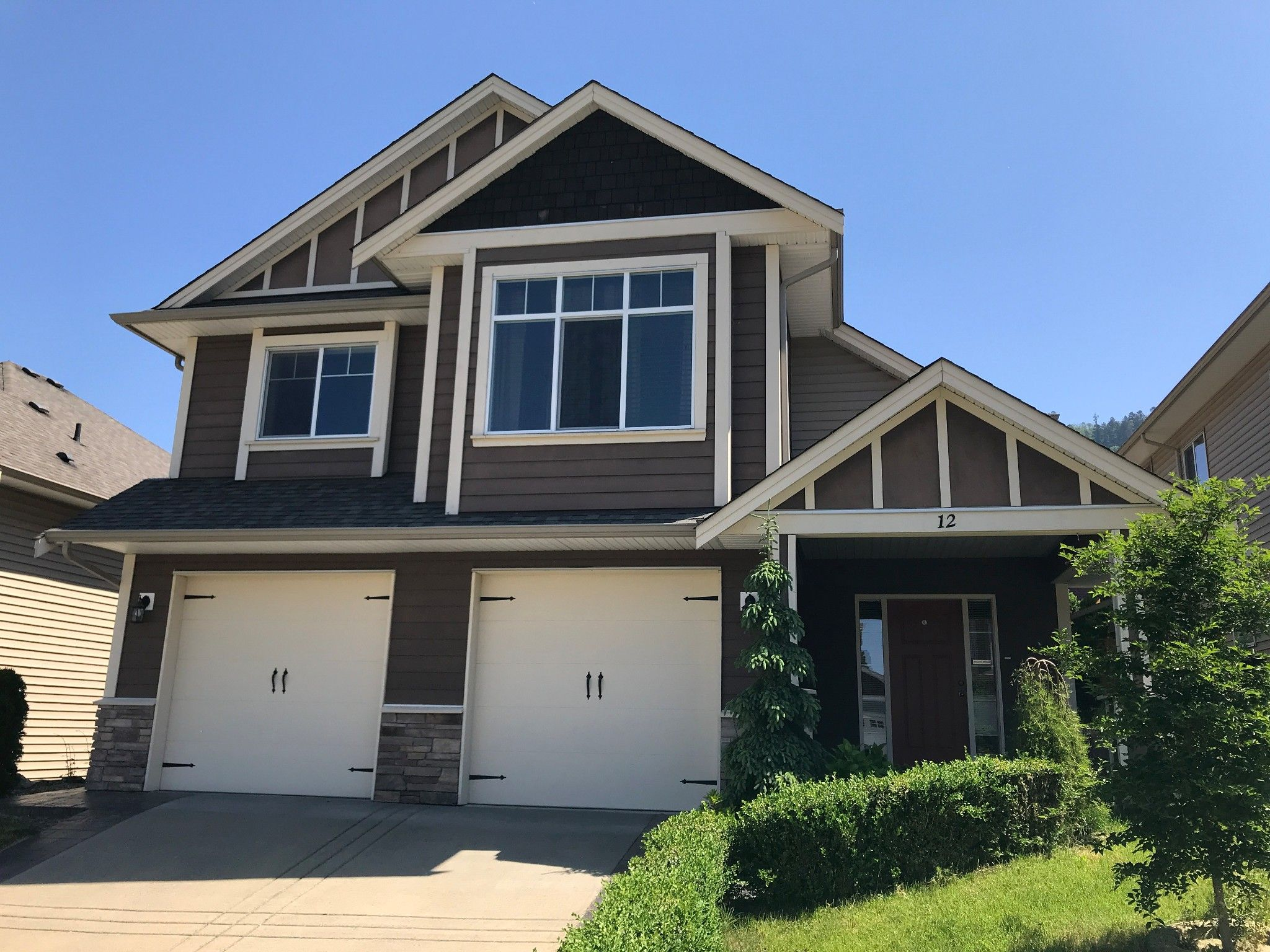 Main Photo: #12 46792 Hudson Rd. in Sardis: Promontory House for rent