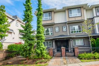 Photo 1: 11 7373 TURNILL Street in Richmond: McLennan North Townhouse for sale : MLS®# R2615731