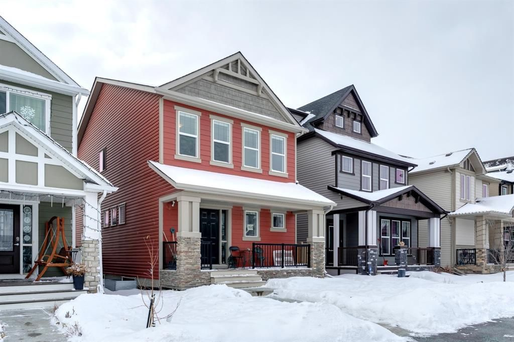 Main Photo: 1610 Legacy Circle SE in Calgary: Legacy Detached for sale : MLS®# A1072527