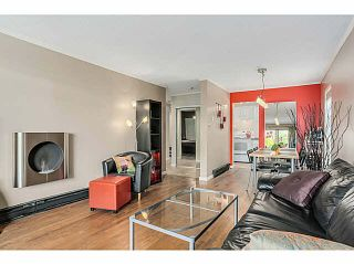 """Photo 2: 210 2120 W 2ND Avenue in Vancouver: Kitsilano Condo for sale in """"ARBUTUS PLACE"""" (Vancouver West)  : MLS®# V1120504"""