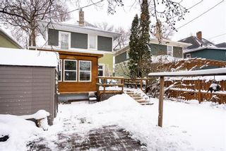 Photo 34: 196 Aubrey Street in Winnipeg: Wolseley Residential for sale (5B)  : MLS®# 202105408