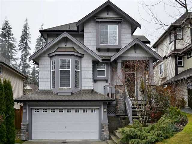 "Main Photo: 10 ALDER Drive in Port Moody: Heritage Woods PM House for sale in ""FOREST EDGE"" : MLS®# V984116"