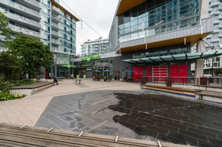 """Photo 34: 408 8430 JELLICOE Street in Vancouver: South Marine Condo for sale in """"Boardwalk"""" (Vancouver East)  : MLS®# R2620005"""