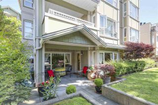 "Photo 3: 101 937 W 14TH Avenue in Vancouver: Fairview VW Condo for sale in ""Villa 937"" (Vancouver West)  : MLS®# R2169797"