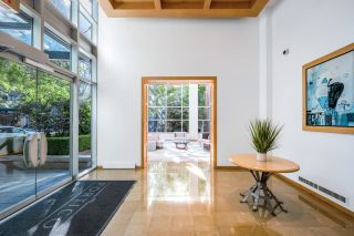 "Photo 3: 405 1425 W 6TH Avenue in Vancouver: False Creek Condo for sale in ""MODENA OF PORTICO"" (Vancouver West)  : MLS®# R2611167"