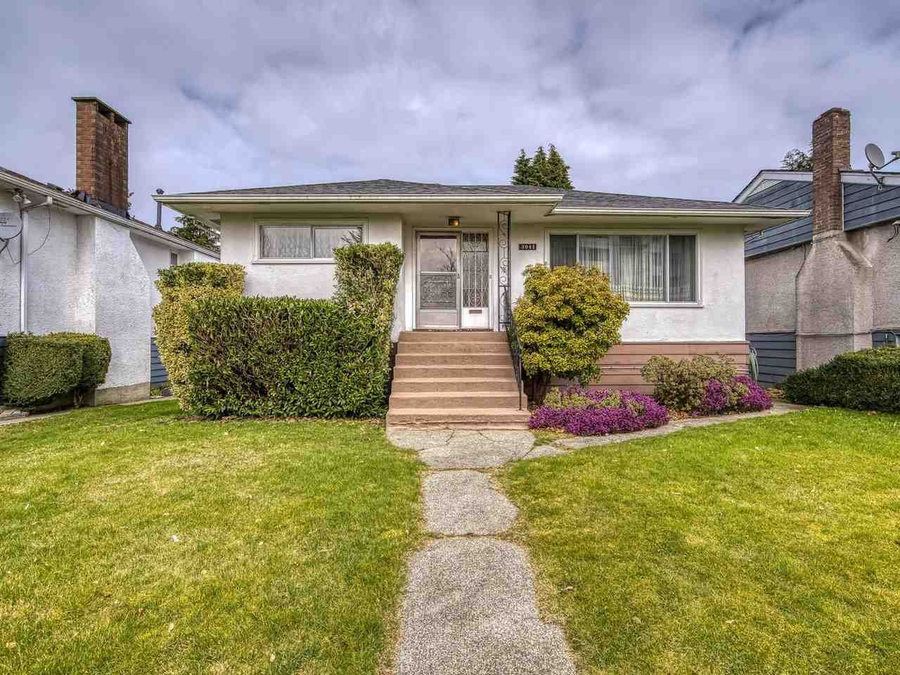 Main Photo: 3041 E 54TH Avenue in Vancouver: Killarney VE House for sale (Vancouver East)  : MLS®# R2548392