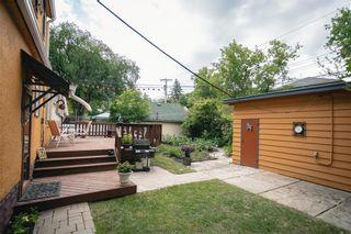 Photo 22: 100 Hazel Dell Avenue in Winnipeg: Fraser's Grove Residential for sale (3C)  : MLS®# 202116299