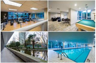 Photo 19: 2808 1033 MARINASIDE CRESCENT in Vancouver: Yaletown Condo for sale (Vancouver West)  : MLS®# R2238067