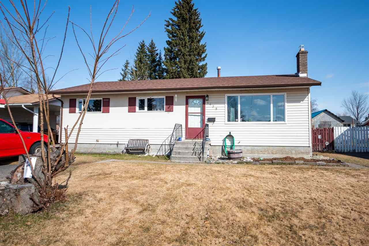 Main Photo: 1438 FRASER Crescent in Prince George: Spruceland House for sale (PG City West (Zone 71))  : MLS®# R2560529