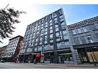 Photo 1: 708 66 W Cordova Street in Vancouver: Downtown Condo for sale (Vancouver West)  : MLS®# V1021047