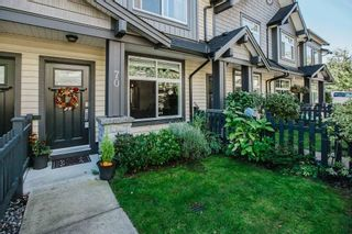 "Photo 2: 70 13819 232 Street in Maple Ridge: Silver Valley Townhouse for sale in ""Brighton"" : MLS®# R2503292"