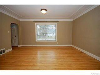Photo 4: 50 Morier Street in WINNIPEG: St Vital Residential for sale (South East Winnipeg)  : MLS®# 1529985