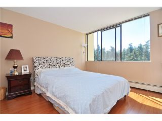 """Photo 11: 1202 4105 MAYWOOD Street in Burnaby: Metrotown Condo for sale in """"TIMES SQUARE"""" (Burnaby South)  : MLS®# V1023881"""