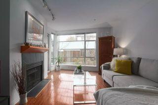Photo 4: 204 2575 W 4TH Avenue in Vancouver: Kitsilano Condo for sale (Vancouver West)  : MLS®# R2445397