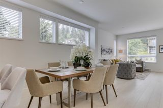 """Photo 11: 409 3021 ST GEORGE Street in Port Moody: Port Moody Centre Townhouse for sale in """"GEORGE by MARCON"""" : MLS®# R2604134"""
