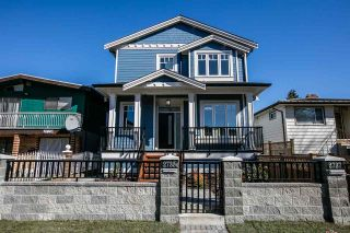 Photo 1: 2737 CHEYENNE AVENUE in Vancouver: Collingwood VE 1/2 Duplex for sale (Vancouver East)  : MLS®# R2248950