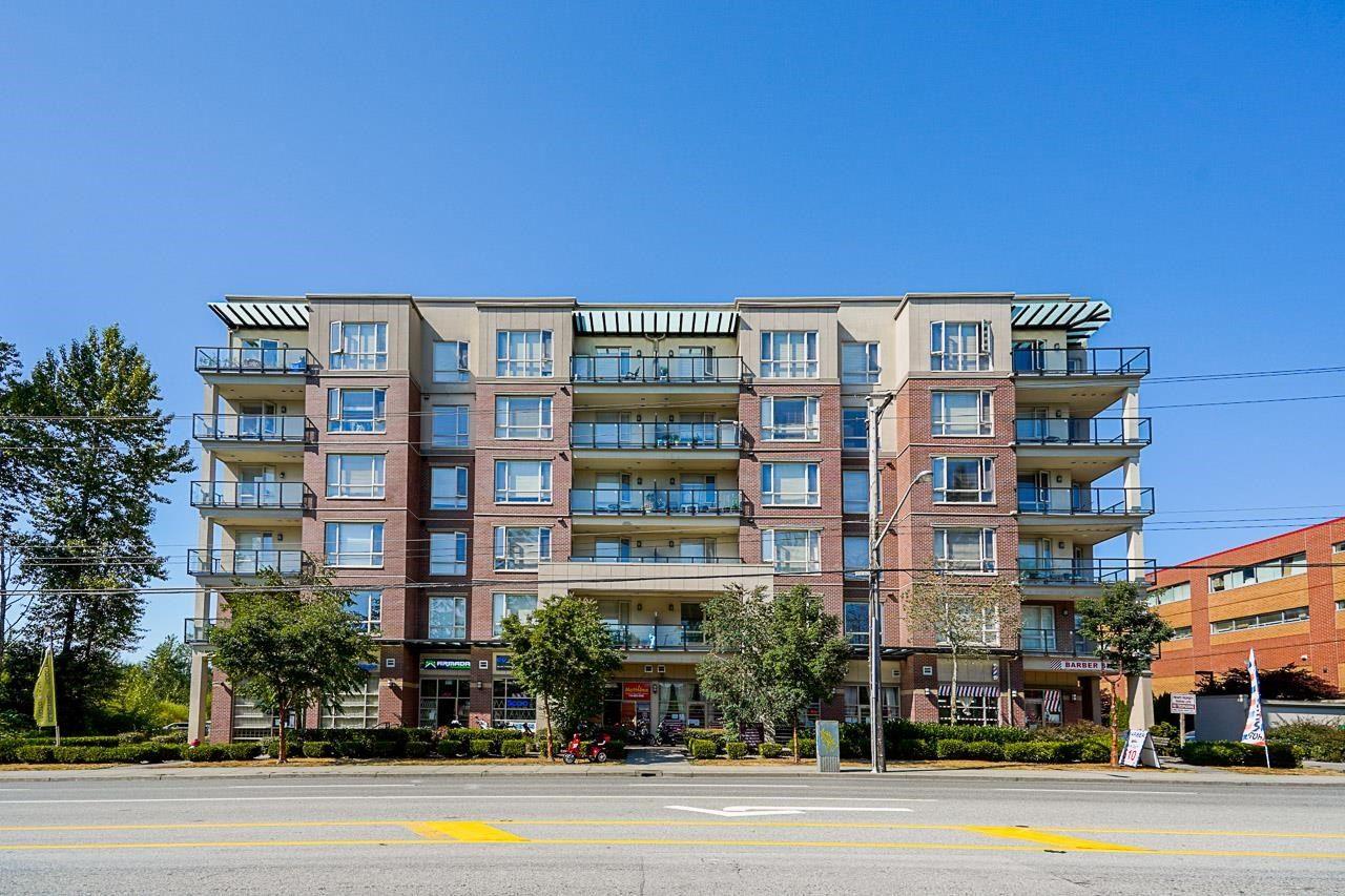 "Main Photo: 316 14333 104 Avenue in Surrey: Whalley Condo for sale in ""Park Central"" (North Surrey)  : MLS®# R2601216"