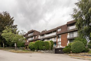 """Photo 1: 309 331 KNOX Street in New Westminster: Sapperton Condo for sale in """"WESTMOUNT ARMS"""" : MLS®# R2616946"""