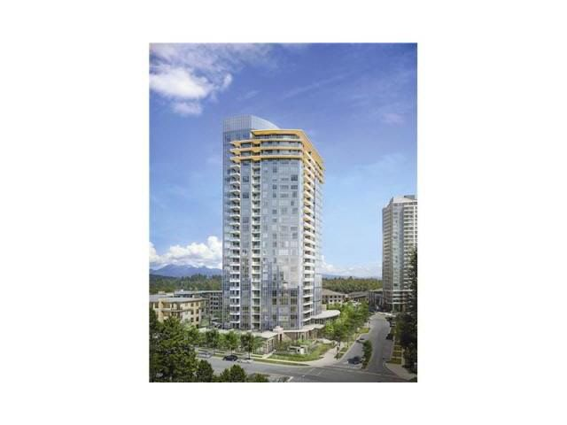 Main Photo: 1506 3093 WINDSOR GATE in Coquitlam: New Horizons Condo for sale : MLS®# V1141830