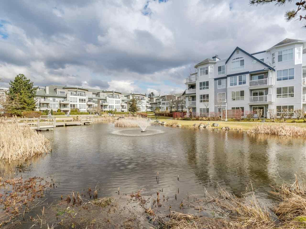 "Main Photo: 128 5800 ANDREWS Road in Richmond: Steveston South Condo for sale in ""THE VILLAS"" : MLS®# R2142147"