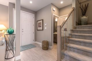 """Photo 3: 102 1392 TRAFALGAR Street in Coquitlam: Burke Mountain Townhouse for sale in """"The Towns"""" : MLS®# R2604465"""