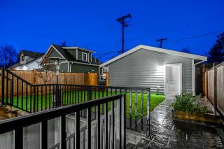 Photo 38: 4345 PRINCE ALBERT Street in Vancouver: Fraser VE House for sale (Vancouver East)  : MLS®# R2529703