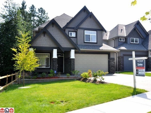 Main Photo:  in Cloverdale: Cloverdale BC House for sale : MLS®# F1200715