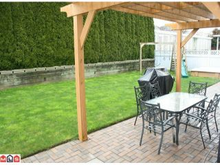 Photo 9: 3516 CHASE Street in Abbotsford: Abbotsford West House for sale : MLS®# F1109642