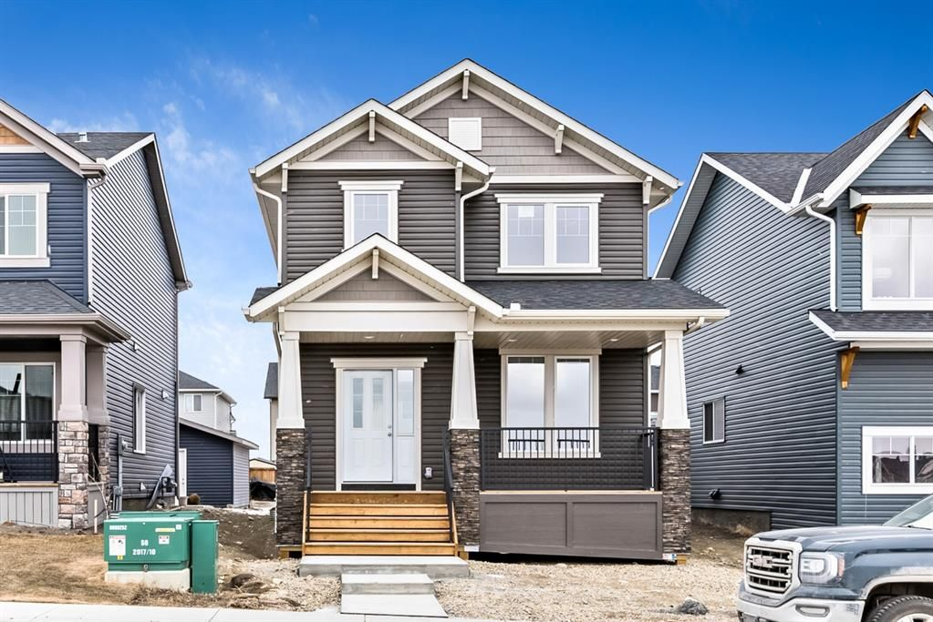 Main Photo: 80 Willow Street: Cochrane Detached for sale : MLS®# A1077506