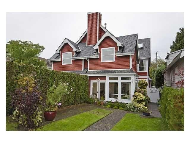 Main Photo: 3125 W 5TH AV in Vancouver: Kitsilano Condo for sale (Vancouver West)  : MLS®# V917615
