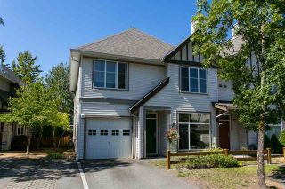 """Photo 1: 68 6465 184A Street in Surrey: Cloverdale BC Townhouse for sale in """"Rosebury Lane"""" (Cloverdale)  : MLS®# R2306057"""