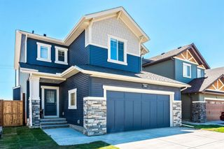 Main Photo: 70 Amery Crescent: Crossfield Detached for sale : MLS®# A1125896