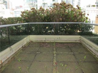 """Photo 14: 401 1600 HORNBY Street in Vancouver: Yaletown Condo for sale in """"YACHT HARBOUR POINTE"""" (Vancouver West)  : MLS®# V1109177"""