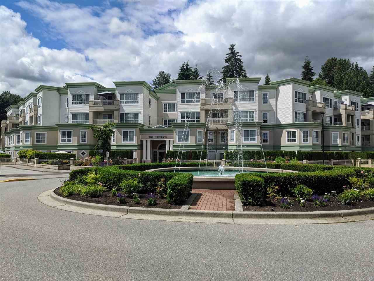 Main Photo: 101 2960 PRINCESS CRESCENT in Coquitlam: Canyon Springs Condo for sale : MLS®# R2474240
