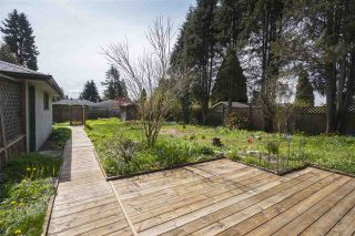 Photo 19: 722 EBERT Avenue in Coquitlam: Coquitlam West House for sale : MLS®# R2171786