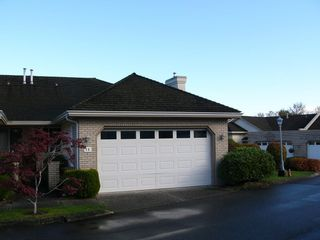 "Photo 1: 14 31450 SPUR Avenue in Abbotsford: Abbotsford West Townhouse for sale in ""Lakepointe Villas"" : MLS®# R2120781"