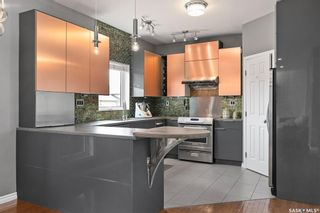 Photo 6: 703 Greaves Crescent in Saskatoon: Willowgrove Residential for sale : MLS®# SK809068