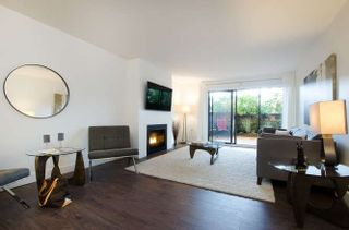 """Photo 4: 105 1266 W 13TH Avenue in Vancouver: Fairview VW Condo for sale in """"Landmark Shaughnessy"""" (Vancouver West)  : MLS®# R2221653"""
