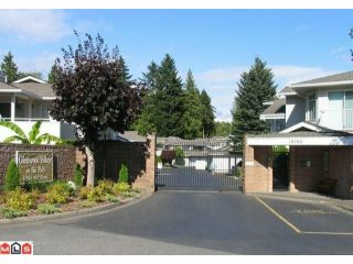 """Photo 1: 204 10584 153RD Street in Surrey: Guildford Townhouse for sale in """"Glenwood Village on the Park"""" (North Surrey)  : MLS®# F1019376"""