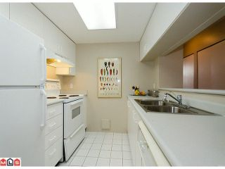 """Photo 3: 503 10523 UNIVERSITY Drive in Surrey: Whalley Condo for sale in """"Grandview Court"""" (North Surrey)  : MLS®# F1124694"""
