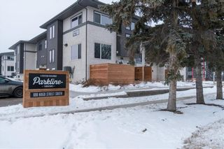 Photo 1: 410 690 Hugo Street South in Winnipeg: Lord Roberts Condominium for sale (1Aw)  : MLS®# 202100746
