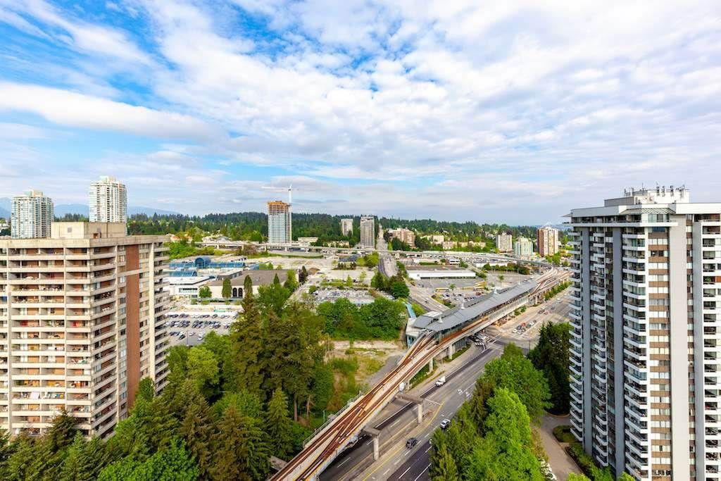 """Main Photo: 2101 3970 CARRIGAN Court in Burnaby: Government Road Condo for sale in """"HARRINGTON"""" (Burnaby North)  : MLS®# R2391292"""