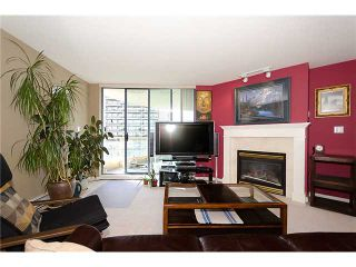 """Photo 2: 1605 4425 HALIFAX Street in Burnaby: Brentwood Park Condo for sale in """"POLARIS"""" (Burnaby North)  : MLS®# V934589"""