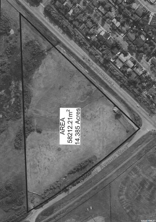 Main Photo: BLK 10 Territorial Drive in North Battleford: Kinsmen Park Commercial for sale : MLS®# SK868349