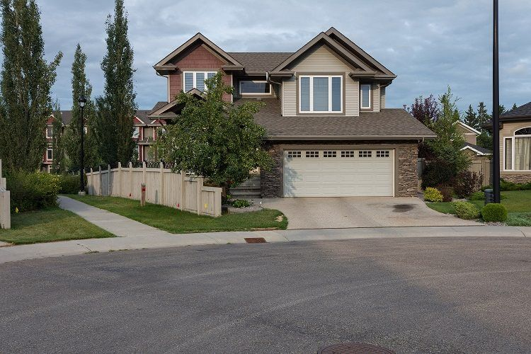Main Photo: 334 CALLAGHAN Close in Edmonton: Zone 55 House for sale : MLS®# E4229170