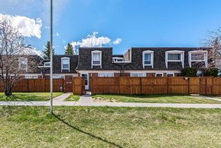 Main Photo: 105 330 Canterbury Drive SW in Calgary: Canyon Meadows Row/Townhouse for sale : MLS®# A1102701