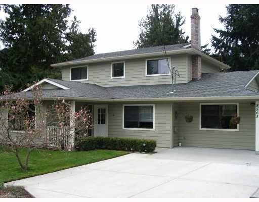 Main Photo: 5563 NICKERSON Road in Sechelt: Sechelt District House for sale (Sunshine Coast)  : MLS®# V803511