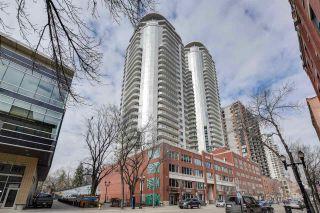 Photo 2: 2701 10136 104 Street in Edmonton: Zone 12 Condo for sale : MLS®# E4229413